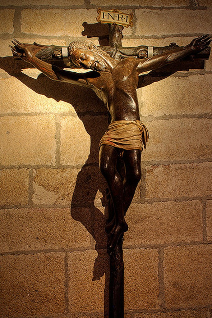 Cristo Negro de Santa María de Cáceres